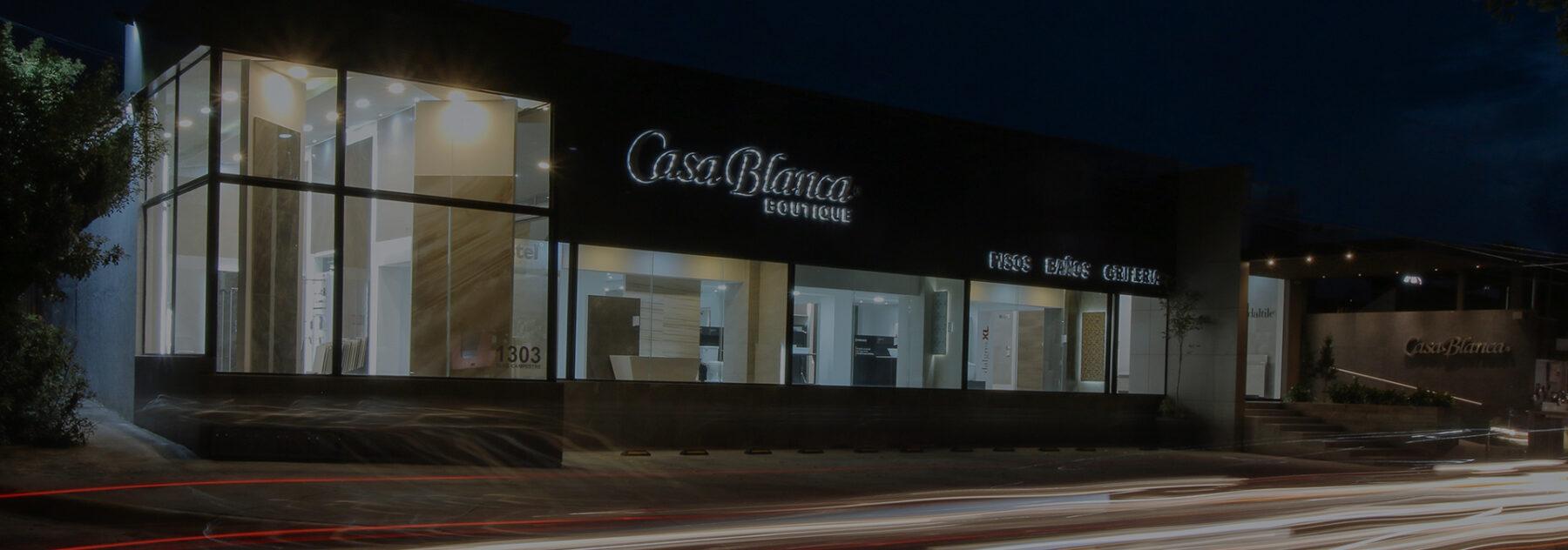 Acabados Casablanca